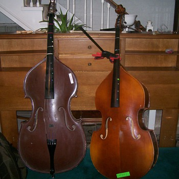 Big Fiddles! - Musical Instruments