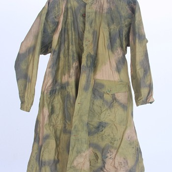 IJA Camouflage Reversible Poncho       - Military and Wartime