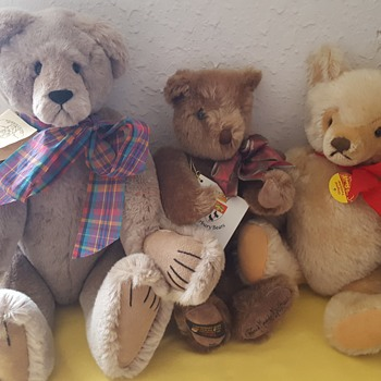 Thrifted Bears - Dolls