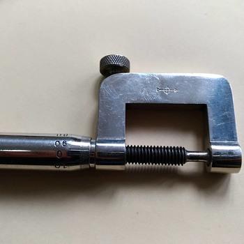 German micrometer