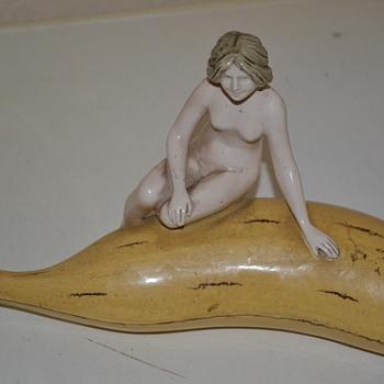 keys and mountford - Figurines