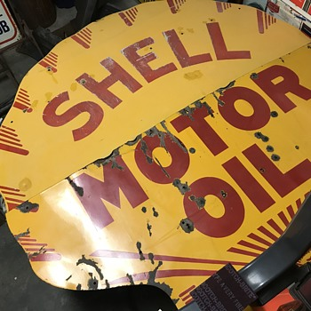 These signs started my love of collecting - Petroliana