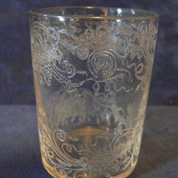 Traveling Glass? - Glassware