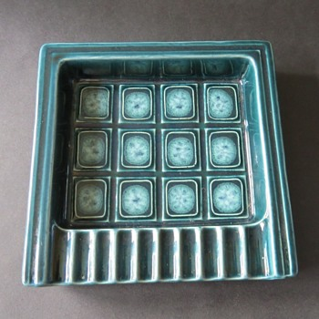 Surrey Ceramics Pottery, England, 1960's Ashtray - Pottery