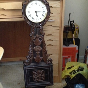 A Syroco...I think. - Clocks