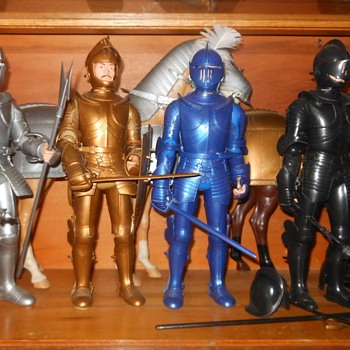 "More Marx 12"" Figures The Noble Knights - Toys"