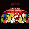 Dining Room Stained Glass Shade