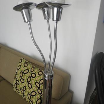 Vintage Flex Goose Neck Lamp - Lamps