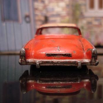 Dinky Junkyard - Model Cars