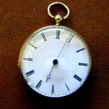 My Great-grandmother's Pocket Watch - Pocket Watches