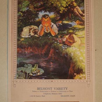 Belmont Variety - Advertising