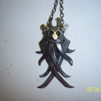 Interesting Pendant - Fine Jewelry