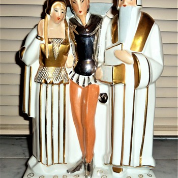ART DECO PERFUMELAMP - Art Deco