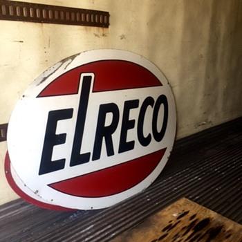 ElReco Gasoline - Advertising