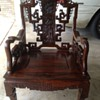 Chinese early 19th century chairs
