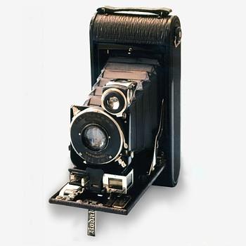 No. 1A Autographic Kodak Special + rangefinder. 1921 Model - Cameras