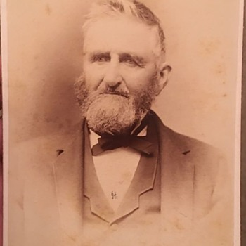 Vice-President of a Bank Robbed by Jesse James - Photographs