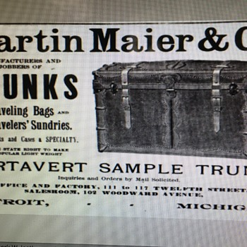 Martin Maier Advertising - Furniture
