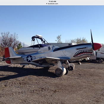 P-51 Mustang  - Military and Wartime