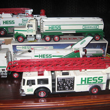 Hess Collection - Model Cars