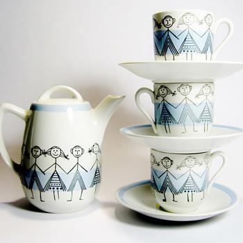 RORSTRAND - SWEDEN - Pottery