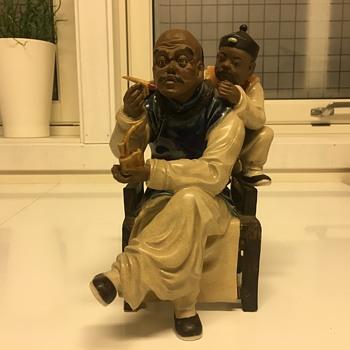 Chinese figurines - Figurines