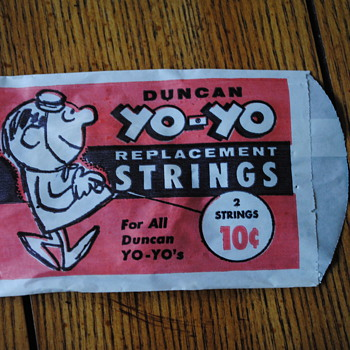 Duncan Yo Yo Replacement Strings - Toys