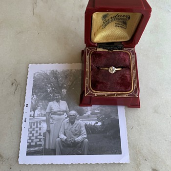 Update: family heirloom diamond ring - Fine Jewelry