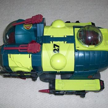 My G.I. Joe Cobra B.U.G.G. Vehicle - Toys
