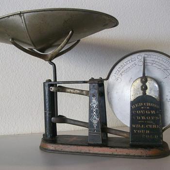 Wrigley Junior Scale.