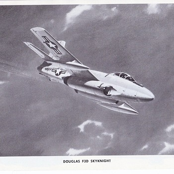 Douglas Aircraft Series F3D Skynight