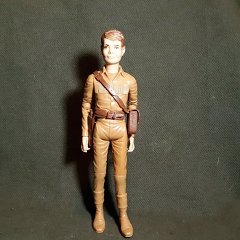 Marx Red Haired Jamie West From the United Kingdom Johnny or Johnty West Series  - Toys