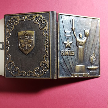 Brass sovereign book - Books