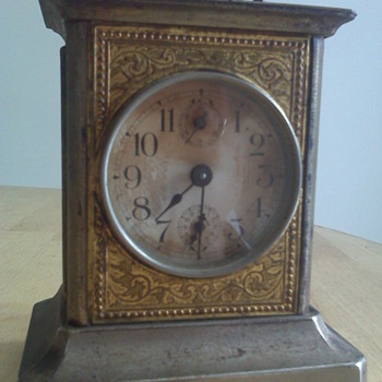 Inherited from my Grandfather, have no info! - Clocks