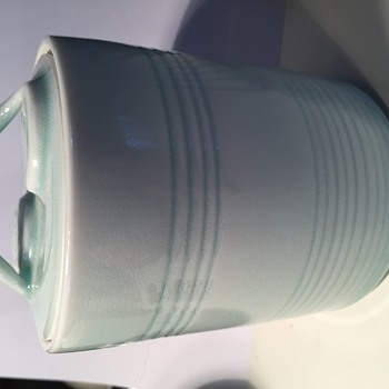 Japanese lidded pot