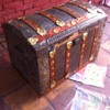 My new antique trunk