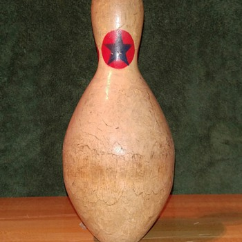 "Vintage ""Star"" duckpin - Sporting Goods"