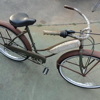 JC Higgins (mid '50s womens bike)