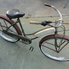 JC Higgins (mid '50s womens bike)