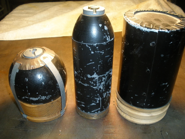 American Civil War Artillery Shells   Collectors Weekly