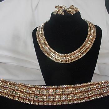 My favorite piece from Hobe!!  - Costume Jewelry