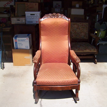 Lincoln Rocking Chair  - Furniture