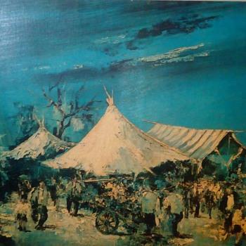 Festival  - Fine Art
