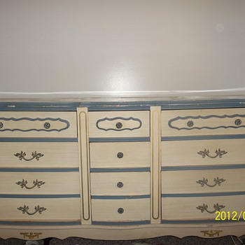 an old dresser - Furniture