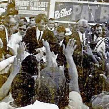RFK visit in California 1967 - Photographs