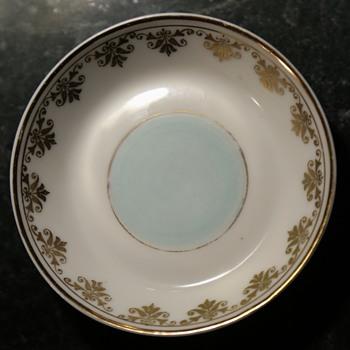 KPM Porcelain Nut Dish? - Pottery