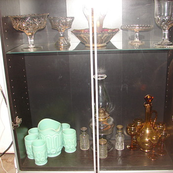 Collections - Glassware