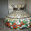 Stained glass hanging lamp (I'd like to know more about).