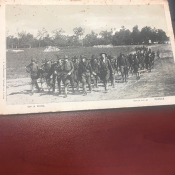 WW 1 Post Card and Pics - Military and Wartime