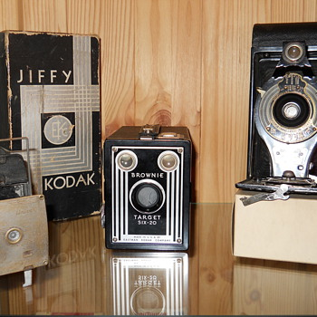 Some of my cameras. - Cameras